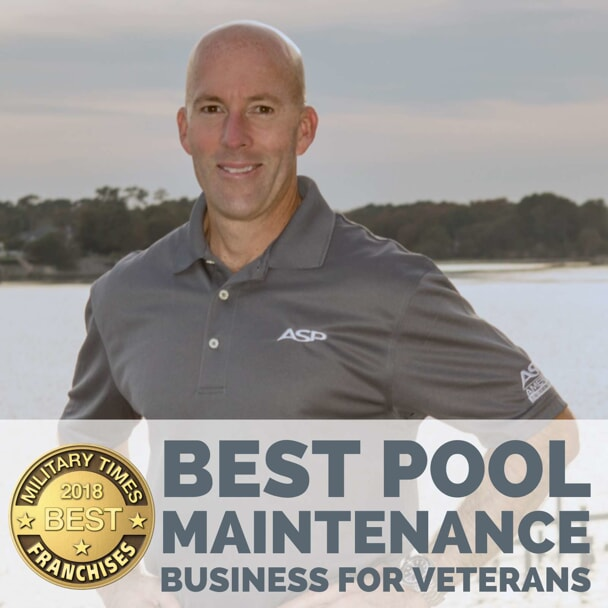 Bill Schlemmer, ASP Coastal Virginia Franchise Owner, 23 year Navy Veteran