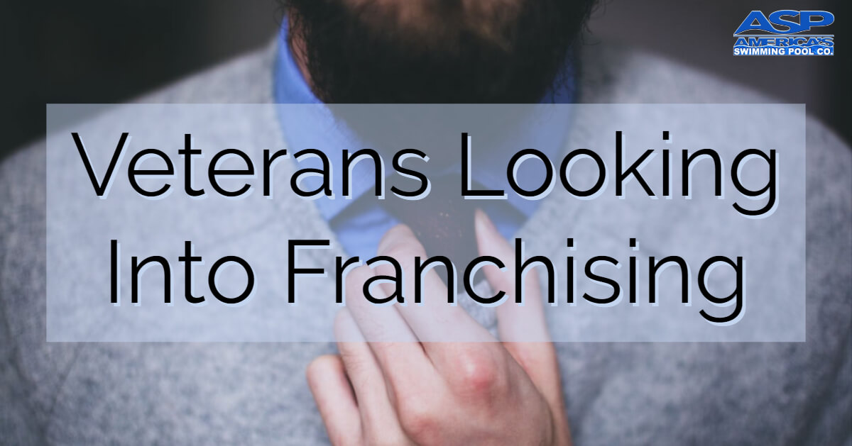 Veterans Looking Into Franchising